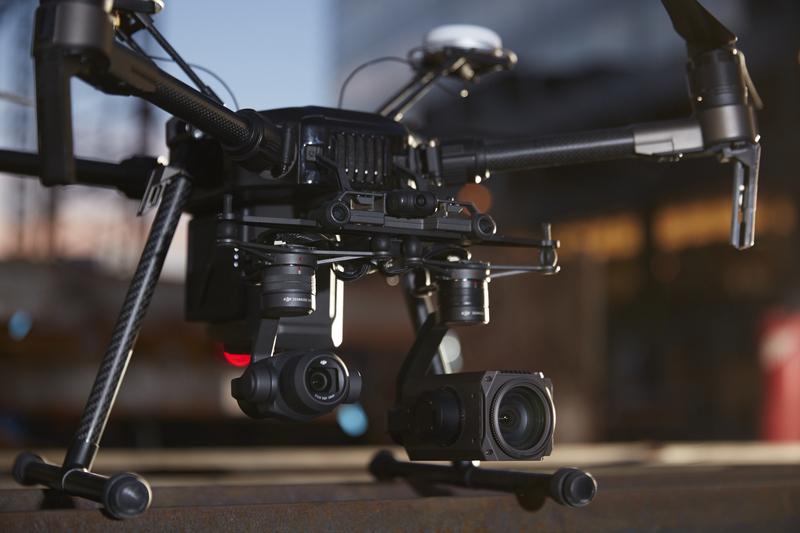 M200電力巡檢無人機