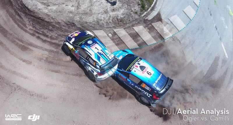 Rally Portugal Phantom Aerial Analysis - Wrc portugal 2016 map
