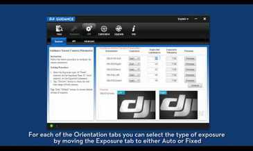 DJI Guidance Tutorial: Introducing the Assistant Software