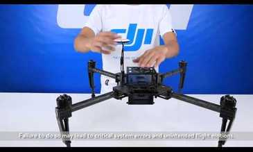 DJI Guidance Tutorial - Installing the Guidance System