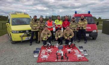 How Emergency Services Use Drone Technology