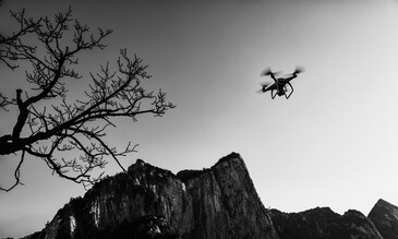 Disruptive Drone Technology Intensifies The Runner's Challenge