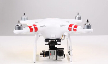 Installing the Zenmuse H4-3D on The Phantom 2