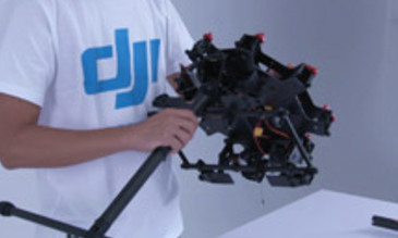 DJI S1000+ Installation Demonstration