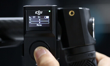 DJI - Installing and Tuning your DJI Ronin Thumb Controller