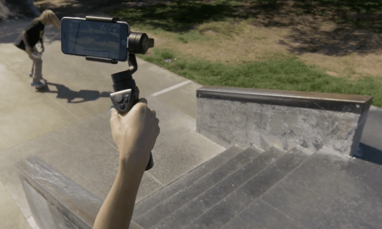 DJI Osmo Mobile Tutorial – Operation Modes