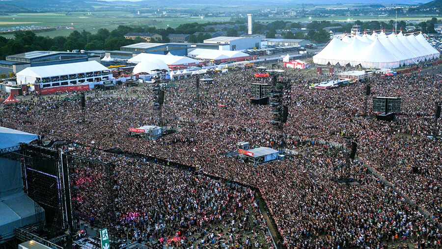 Proudly sponsors rock am ring 2015 germany s biggest music festival
