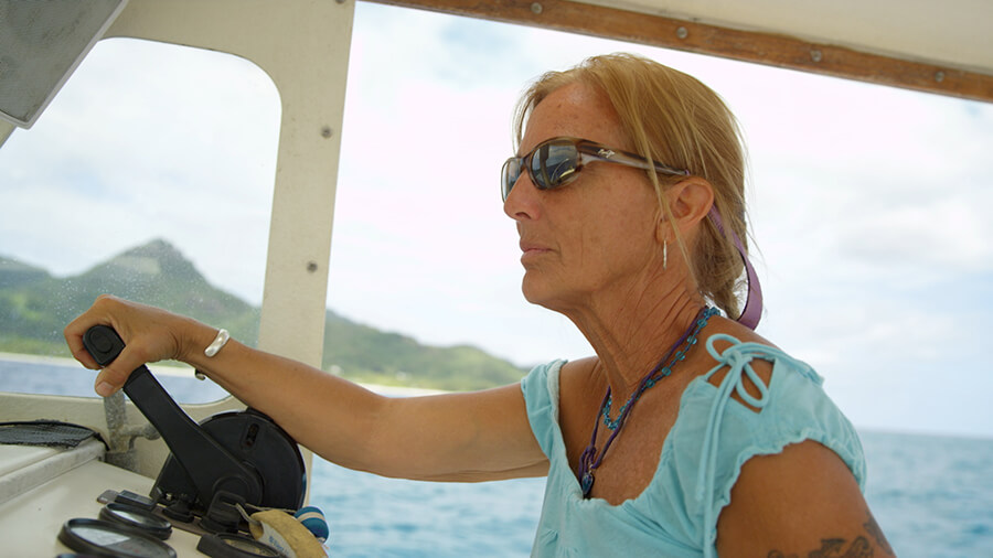 Marine biologist Nan Hauser saves whales — with Phantom 3 ...