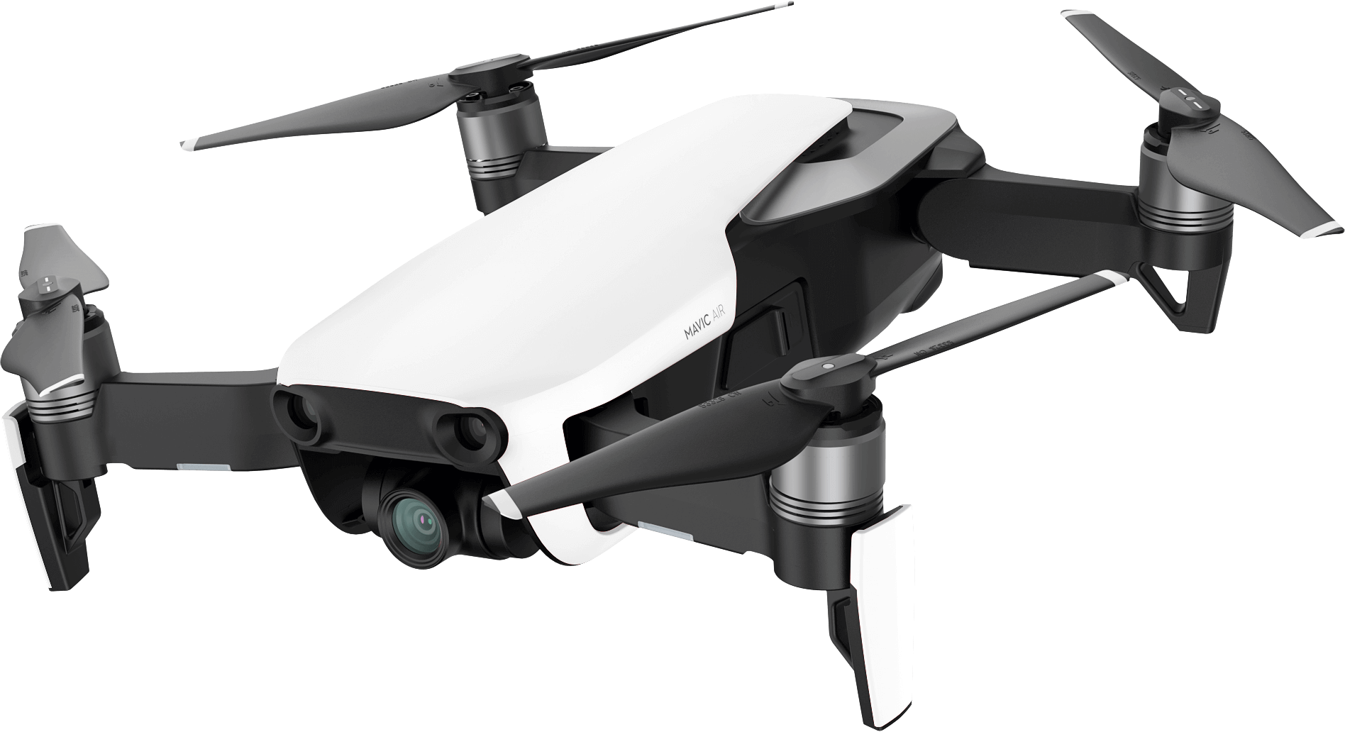 DJI Mavic Air - Foldable 4K Drone - DJI