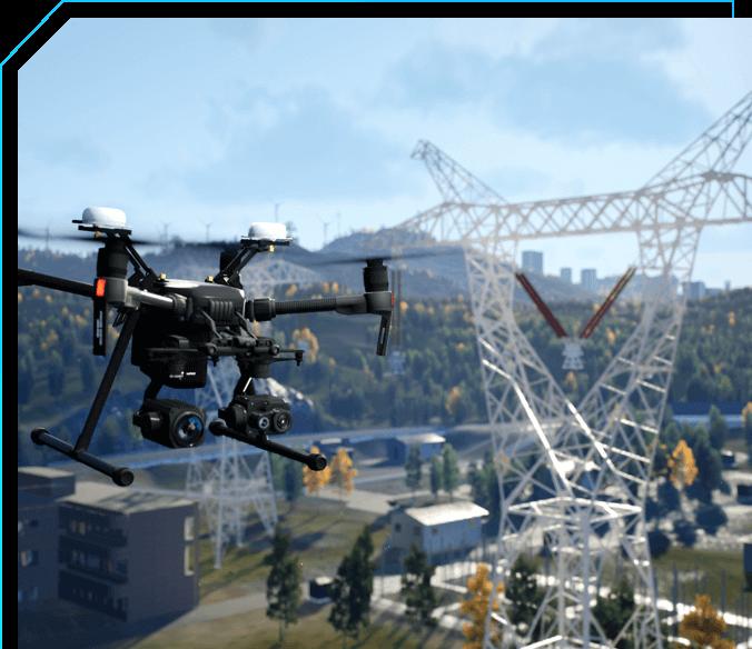 DJI Flight Simulator - Enterprise Pilot Training Software – DJI
