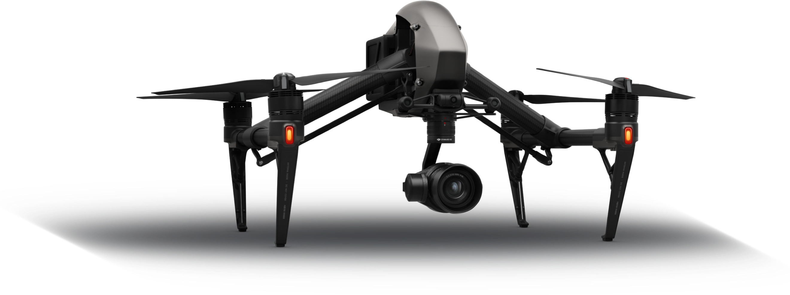 dji x5s lens with drone