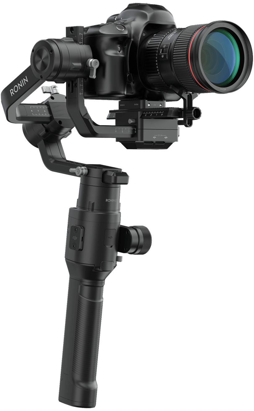DJI Ronin-S - Dare to Move - DJI