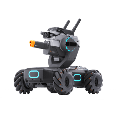 The Robomaster S1 Intelligent Educational Robot Dji