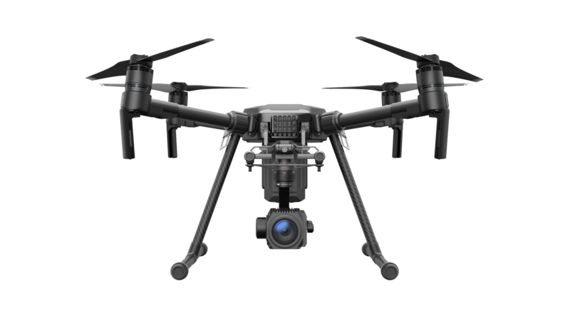 DJI Introduces M200 Series Drones Built For Enterprise ...