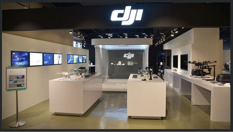 Dji Mavic 2 >> DJI, the world's leader in civilian drones and aerial imaging technology, will officially open ...