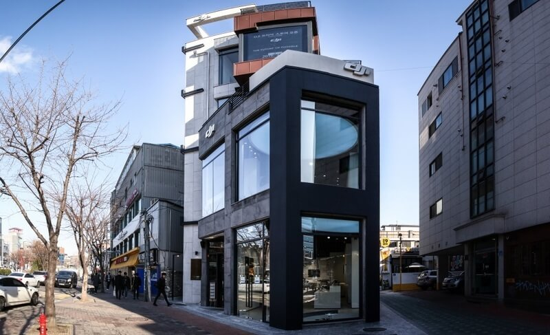DJI Expands Into Korea Market With The Launch Of Its Flagship Store In Hongdae