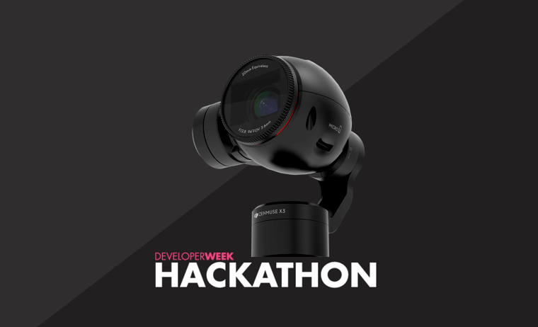 DJI Osmo Hackathon to be held at Developer Week 2016
