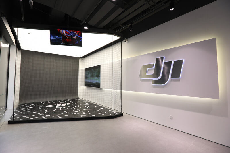DJI Opens Its Second China Flagship Store In Shanghai ae3dd4028