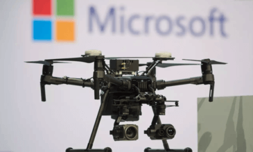 DJI Partners With Microsoft to Develop Tablet Apps That Pilot Its Drones