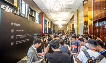 DJI Expands Its AirWorks Enterprise Drone Conference To China
