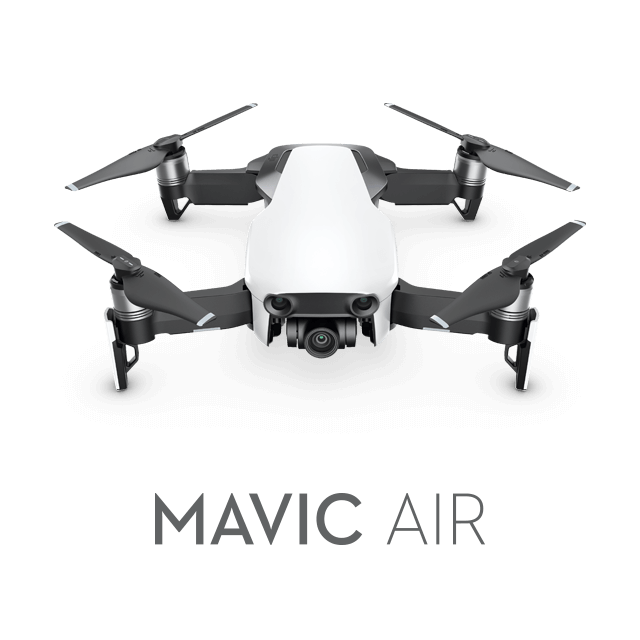 Sammenligning Af DJI Mavic Air Vs Pro Platinum Phantom 4 V20