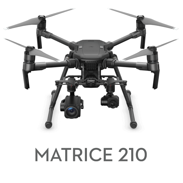Comparing the Matrice 200, 210 & 210 RTK - DJI