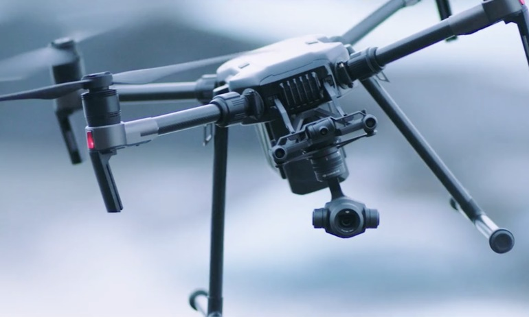 DJI Introducing The Matrice 200 Series Extended Version