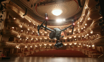 DJI - Astana Opera: Behind the Scenes with the Zenmuse X7