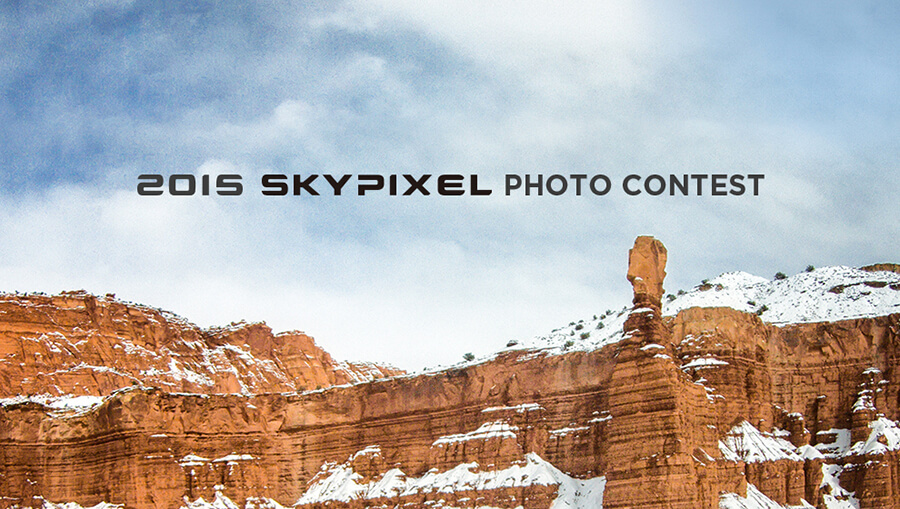 The 2015 SkyPixel Photo Contest Invites Entrants To Submit Their Best Drone And Related Photos Win Valuable Prizes Including A Grand Prize Worth
