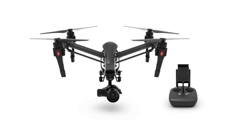 DJI Introduces The Inspire 1 Pro Black Edition
