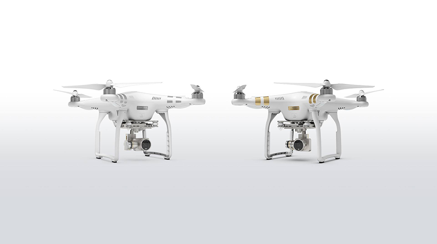 DJI Unveils The Phantom 3 Next Evolution Of Worlds Most Popular Consumer Drone
