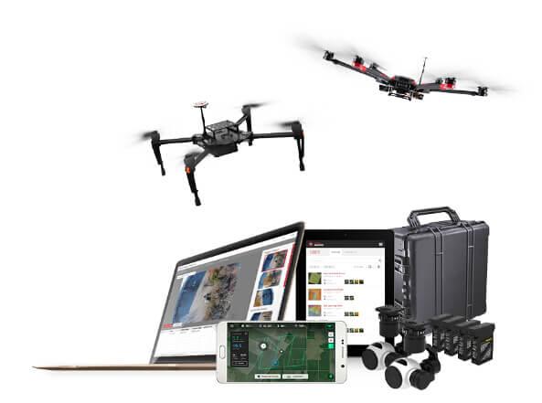 Drones for Agriculture - DJI Enterprise
